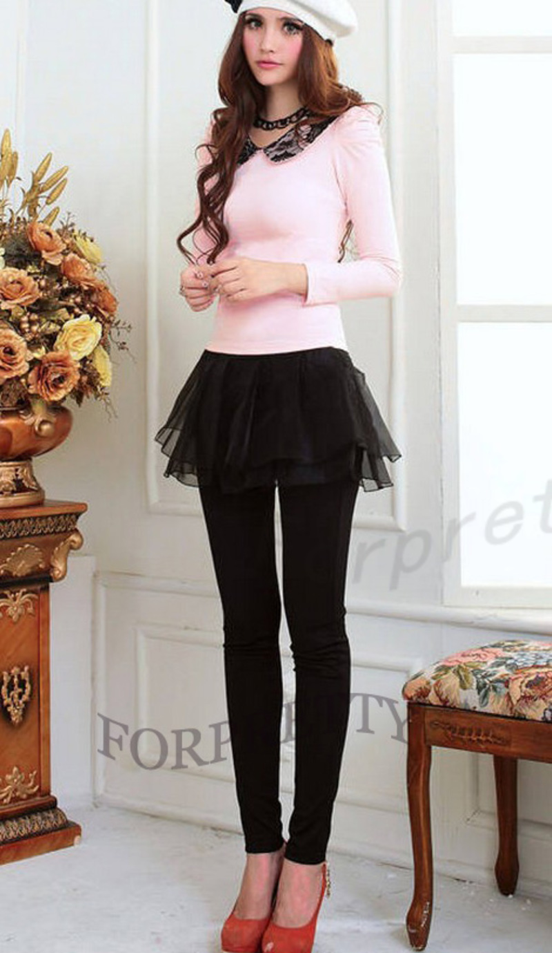 Perfect Skirt And Leggings 5 Tips On What To Wear With Leggings