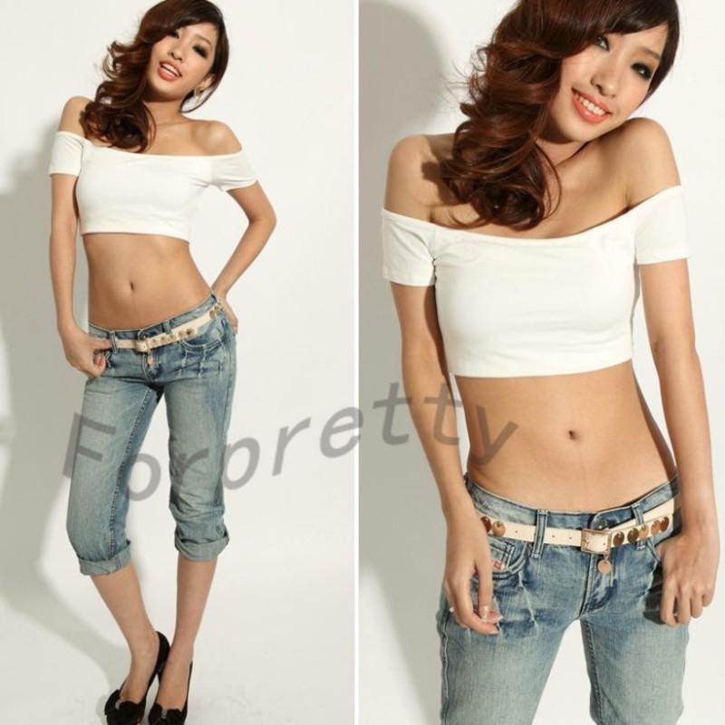 Короткая женская одежда